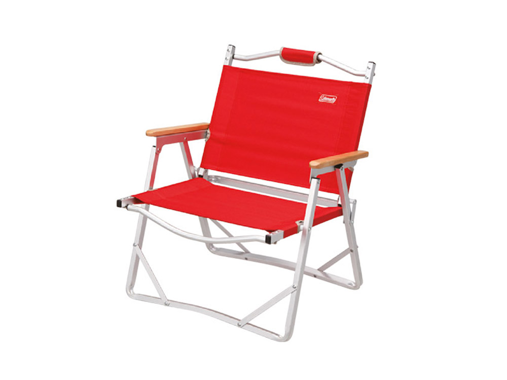 콜맨 컴팩트 폴딩 체어(레드)(170-7670)/COLEMAN COMPACT FOLDING CHAIR(RED)_C51C019RE