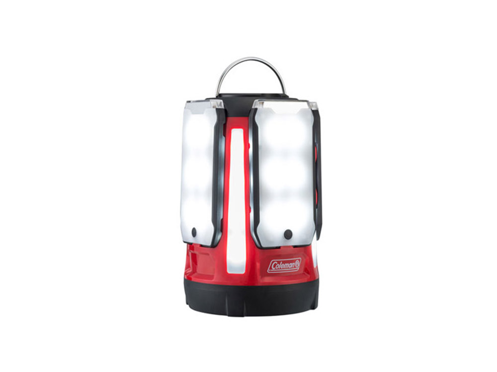 콜맨 쿼드 멀티 패널 랜턴(2000031270)/COLEMAN QUAD MULTI PANEL LANTERN_CG1C00700
