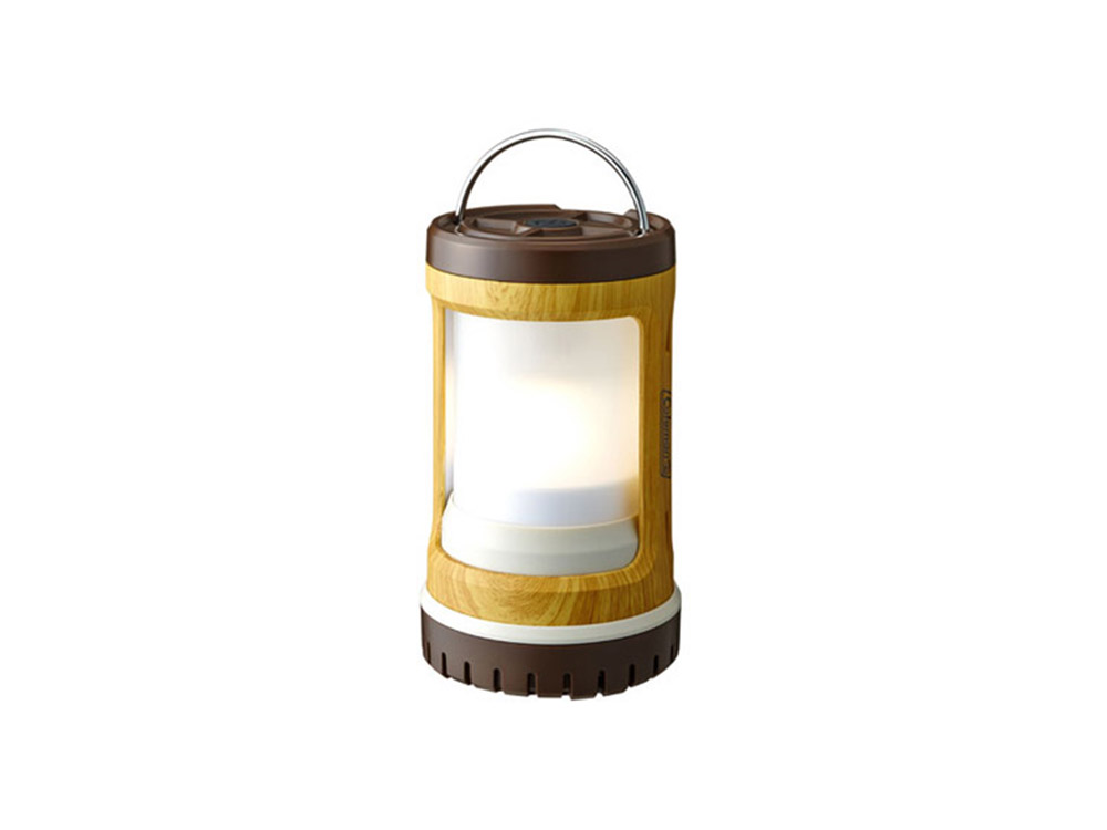 콜맨 배터리락 컴팩트 랜턴 (네추럴 우드)(2000031273)/COLEMAN BATTERY LOCK COMPACT LANTERN(NATURAL WOOD)_CG1C00444
