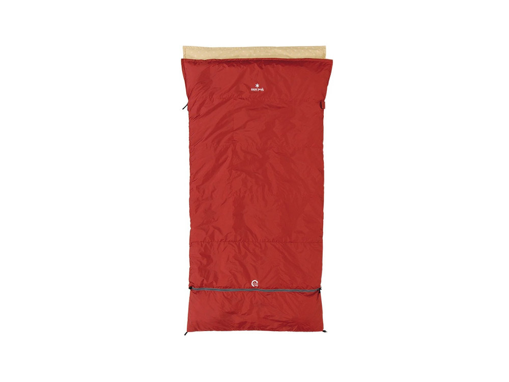 스노우피크 세퍼레이트700(BDD-103)/SNOWPEAK SEPARATE SLEEPING BAG OFUTON WIDE 700_C3SK00200