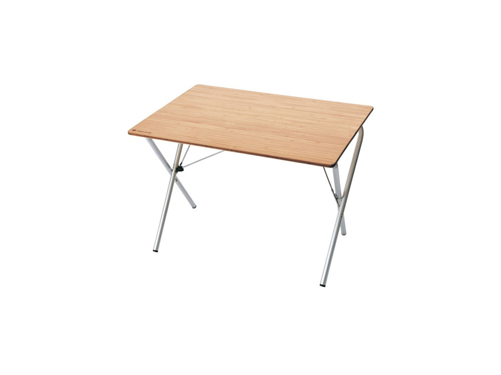스노우피크 원액션테이블(LV-010TR)/SNOWPEAK SINGLE ACTION TABLE BAMBOO TOP_C5SK00300