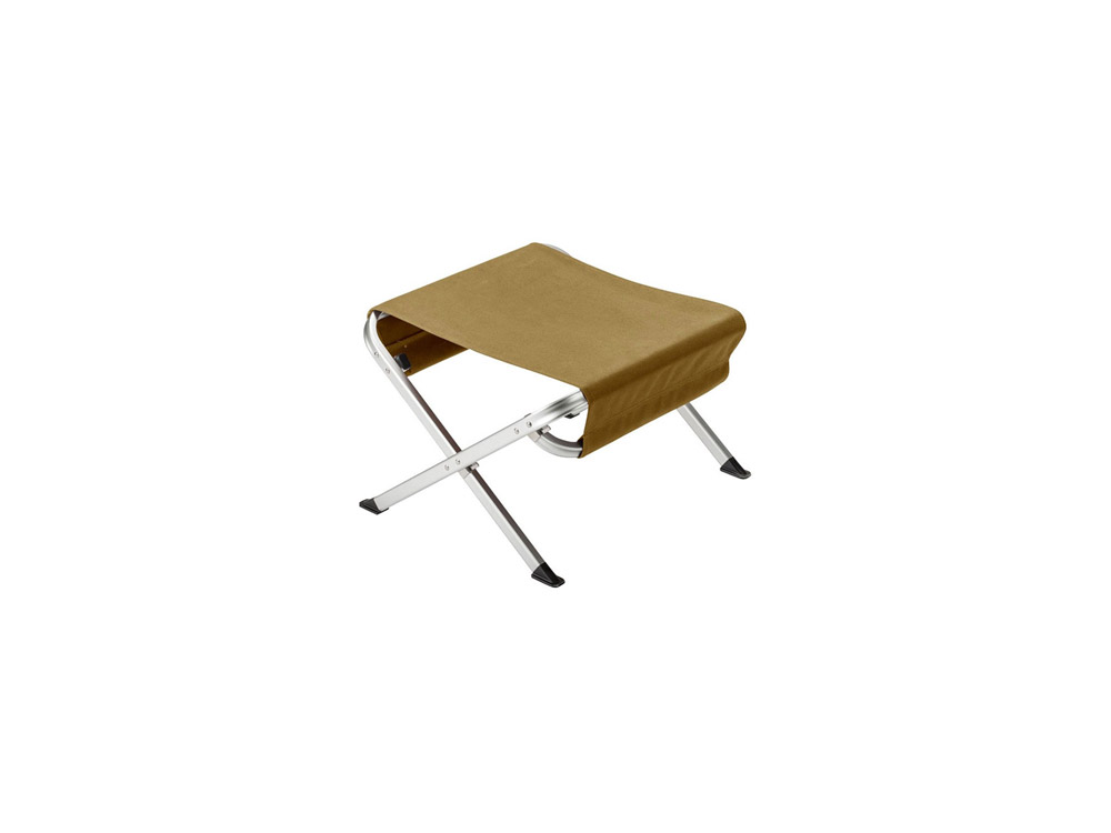 스노우피크 로우체어 오토만 카키(LV-103KH)/SNOWPEAK LOW CHAIR OTTOMAN KHAKI_C5SK028KH