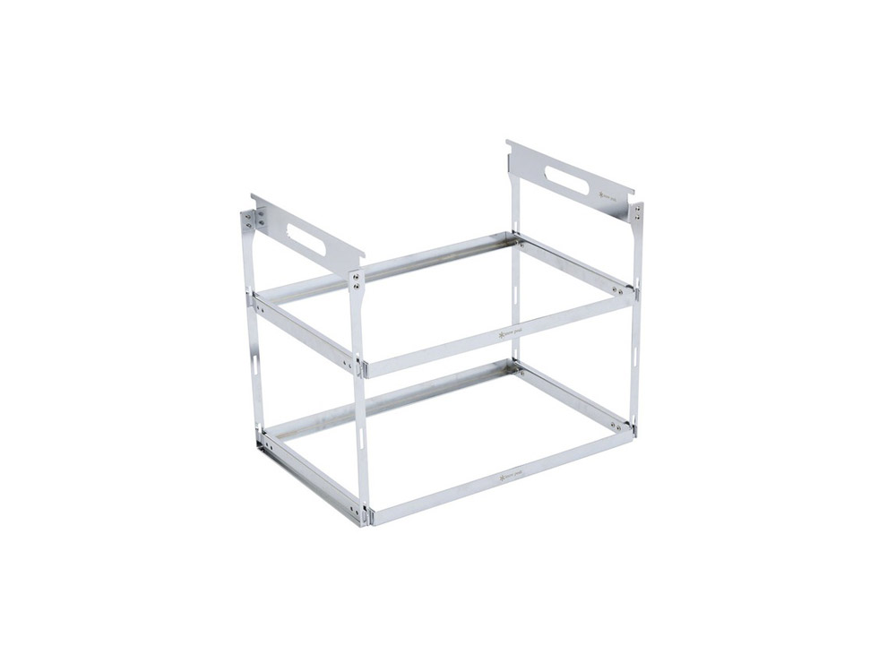 스노우피크 IGT 행잉랙 프레임 2단세트(CK-220)/SNOWPEAK IGT HANGING RACK FRAME 2 STAGES SET_C5SK07000