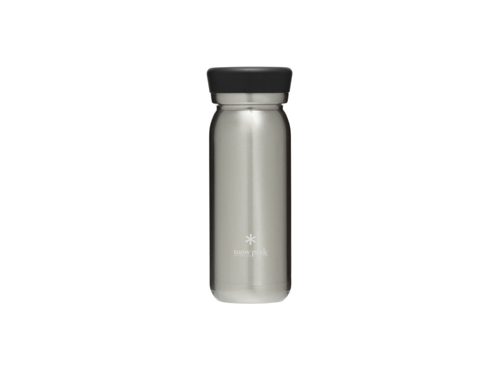 스노우피크 스텐보온병 M500 클리어(TW-501CL)/SNOWPEAK STAINLESS VACUUM BOTTLE MILK 500 CLEAR_C9SK001CL
