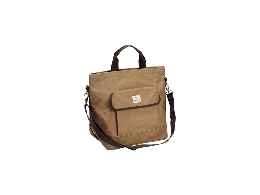 스노우피크 토트백S(UG-070R)/SNOWPEAK SNOW PEAK TOTE BAG S_CNSK01500